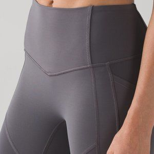 Lululemon All The Right Places Pant Dark Carbon